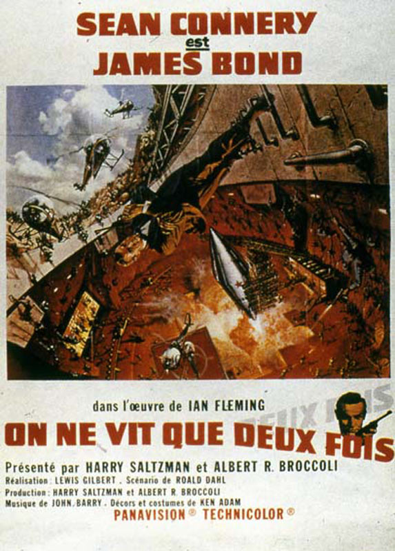 On ne vit que deux fois - film 1967 - AlloCiné