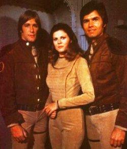 Affiche de la série Galactica 1980