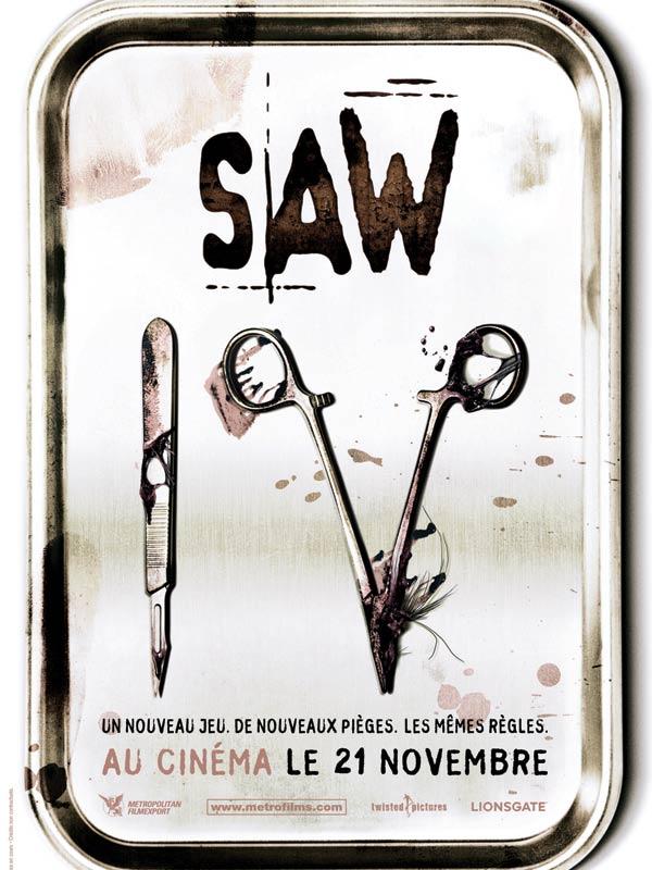 Saw 4 - film 2007 - AlloCiné