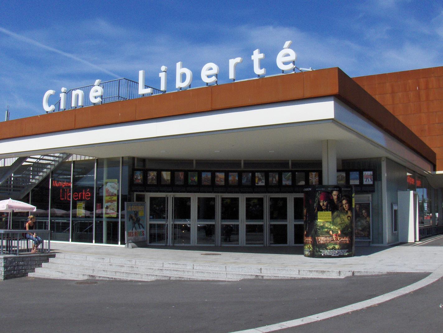 Cinéma Multiplexe Liberté à Brest (10 ) - Achat ticket cinéma