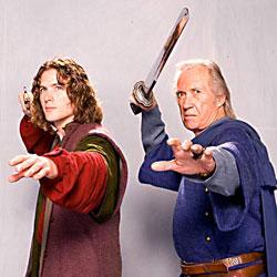 Affiche de la série Son of the Dragon