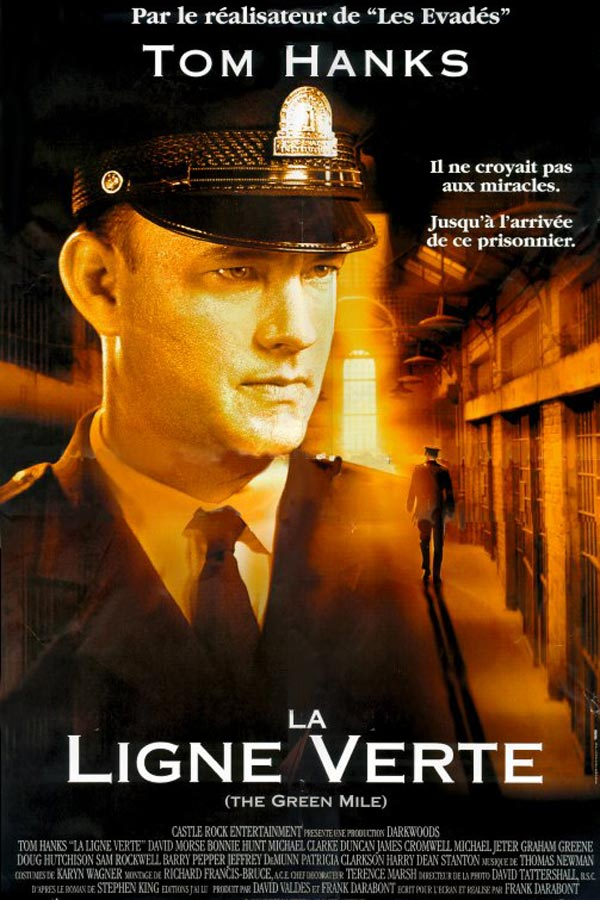 Achat La Ligne verte en DVD - AlloCiné