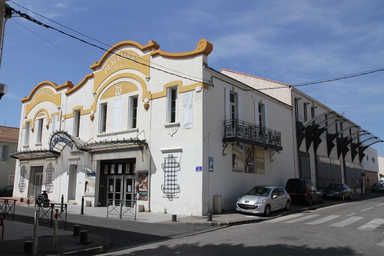 Cinéma Alhambra à Marseille (8 ) - AlloCiné