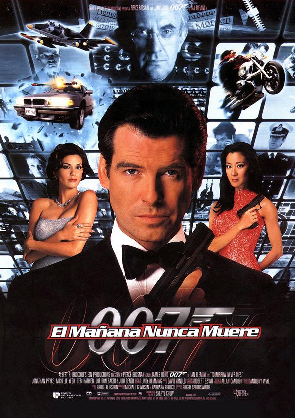 [好雷] 007 明日帝國 Tomorrow Never Dies (1997)