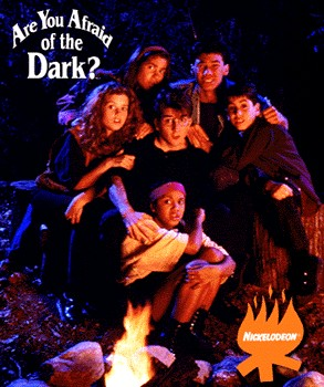 Affiche de la série Are You Afraid of the Dark?