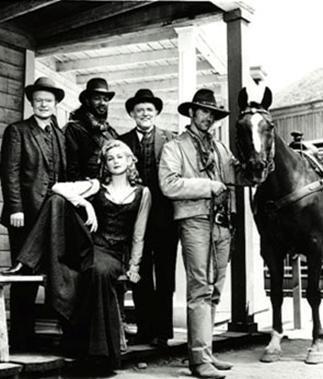 Affiche de la série Les Aventures de Brisco County Jr.