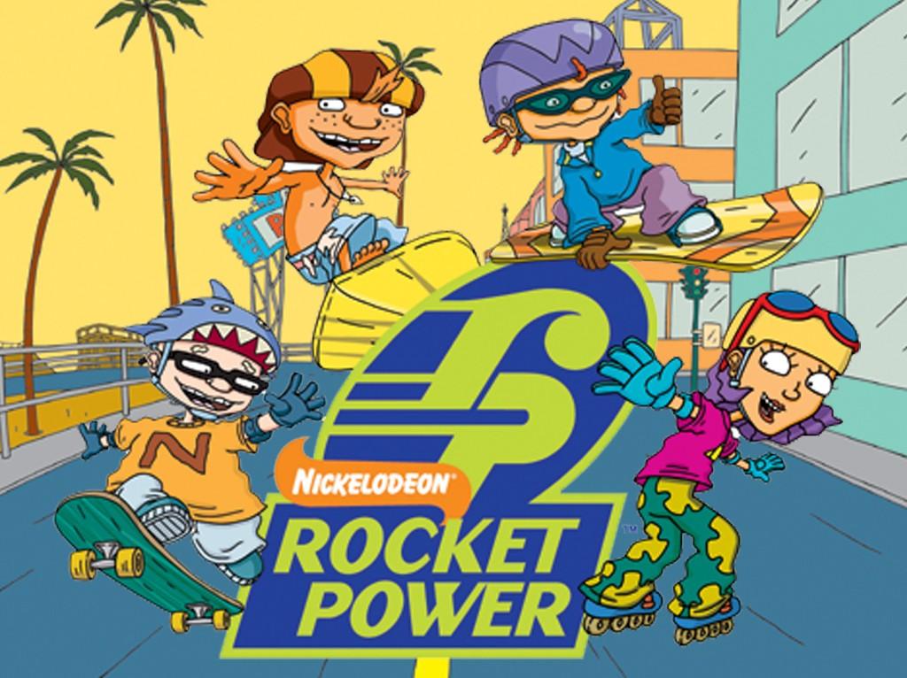 Affiche de la série Rocket Power