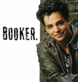 Affiche de la série Booker