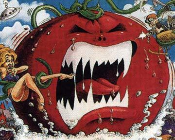 Trailer du film L'Attaque des tomates tueuses ! - L'Attaque des ...