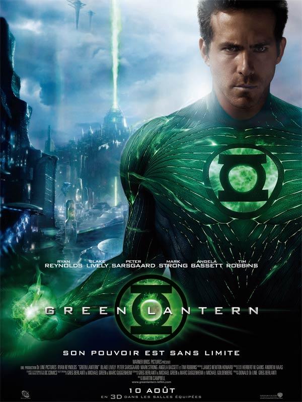 Achat Green Lantern en DVD - AlloCiné