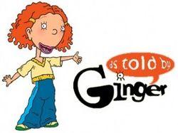 Affiche de la série As Told by Ginger