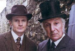 Affiche de la série Murder Rooms: The Dark Beginnings of Sherlock Holmes