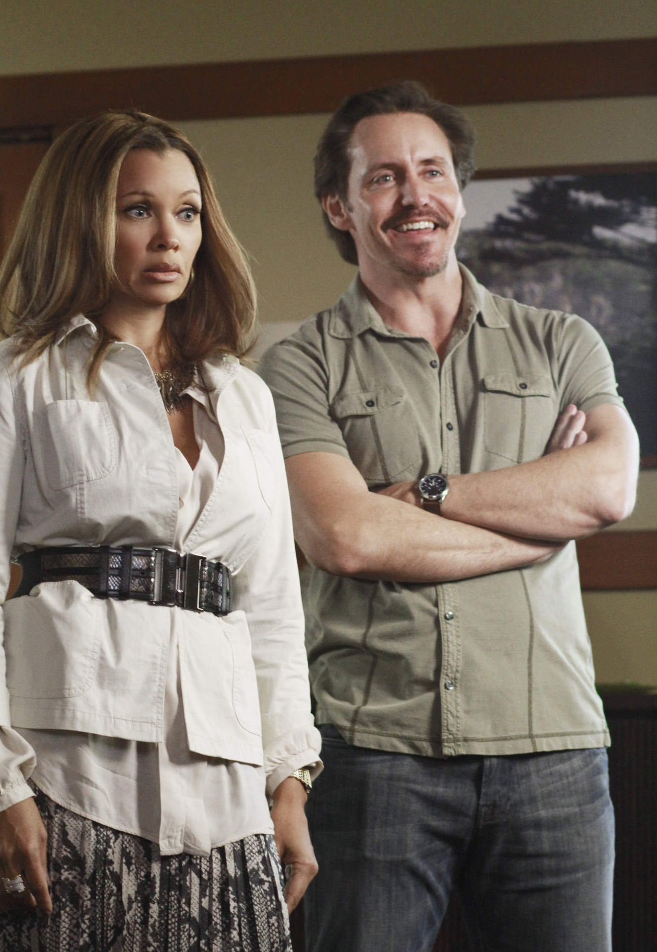Photo De Charles Mesure Photo Charles Mesure Vanessa Williams Allocine