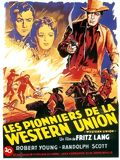 Télécharger Les Pionniers de la Western Union Gratuit DVDRIP
