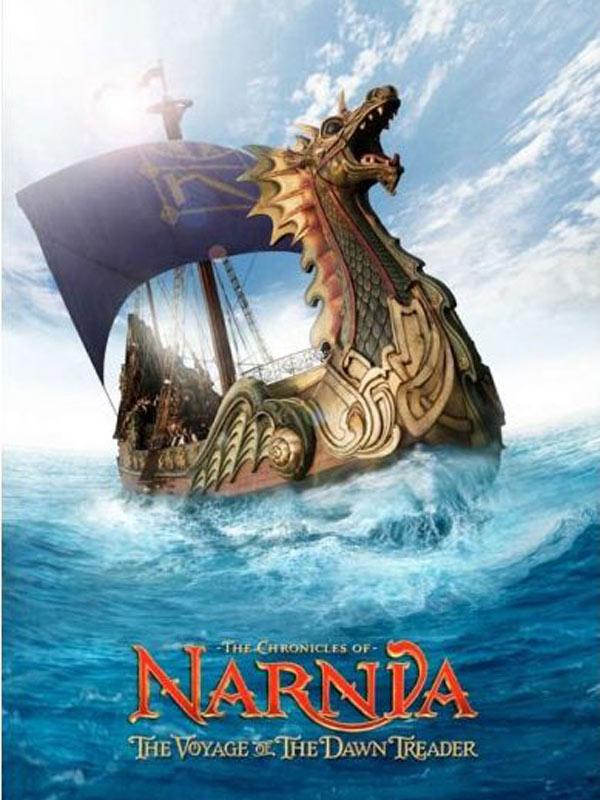 Affiche du film Le Monde de Narnia : L'Odyssée du Passeur d'aurore - Photo 16 sur 16 - AlloCiné