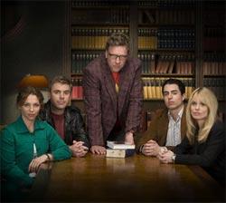 Affiche de la série Oskyldigt dömd / Verdict Revised
