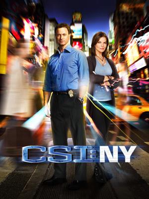 Affiche de la série CSI: New York