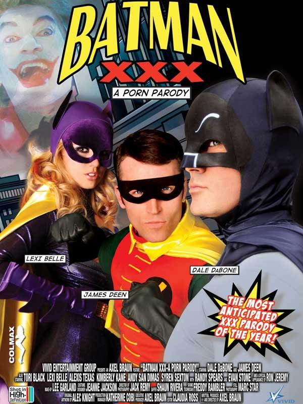Télécharger Batman XXX Complet DVDRIP Uptobox