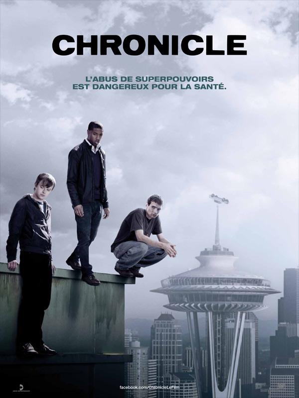 Achat Chronicle en DVD - AlloCiné