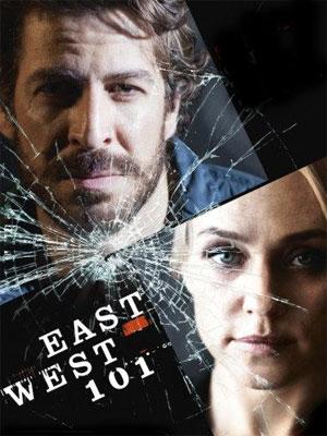 Affiche de la série East West 101