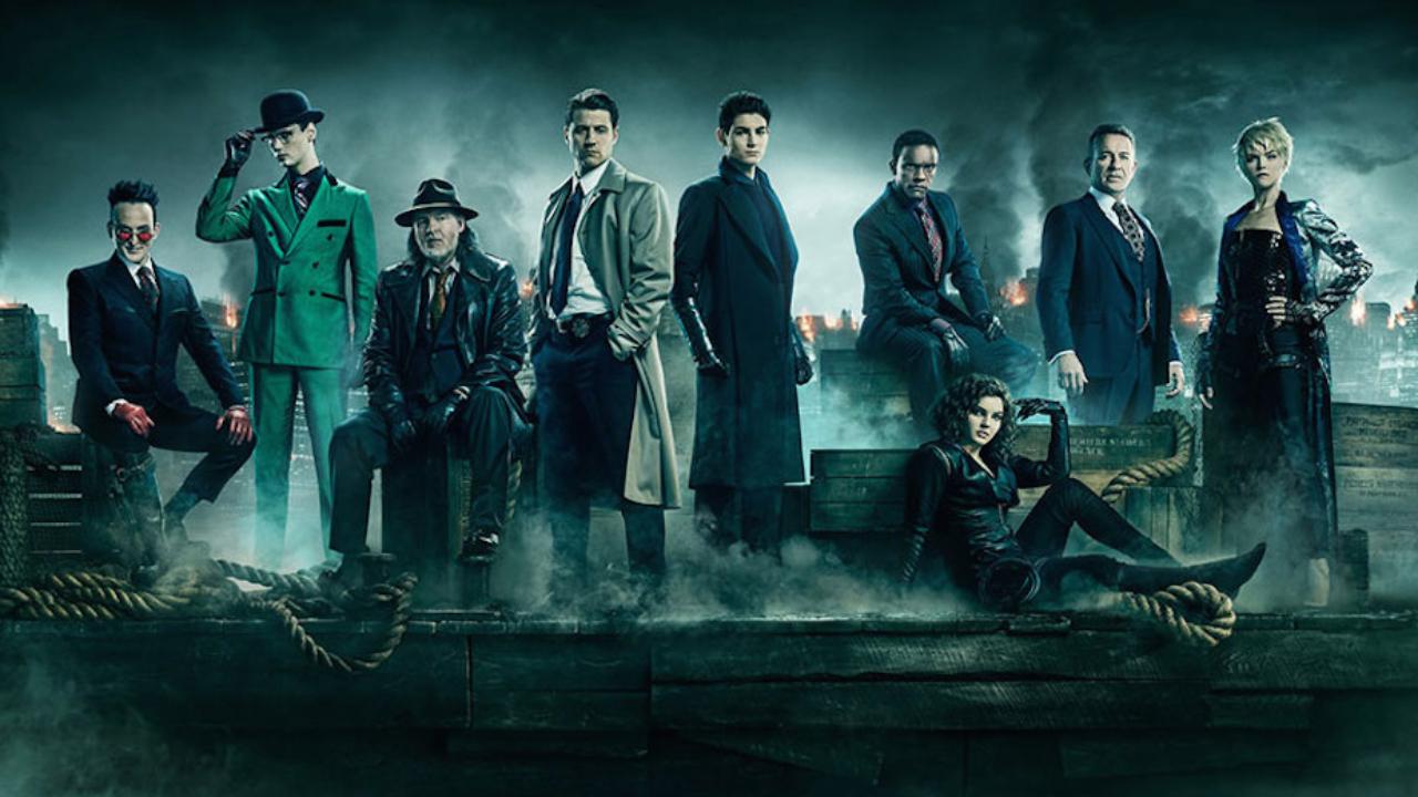 Gotham saison 5 : Batman, le Joker, Catwoman… que retenir de l'épisode  final de la série ? [SPOILERS] - News Séries à la TV - AlloCiné