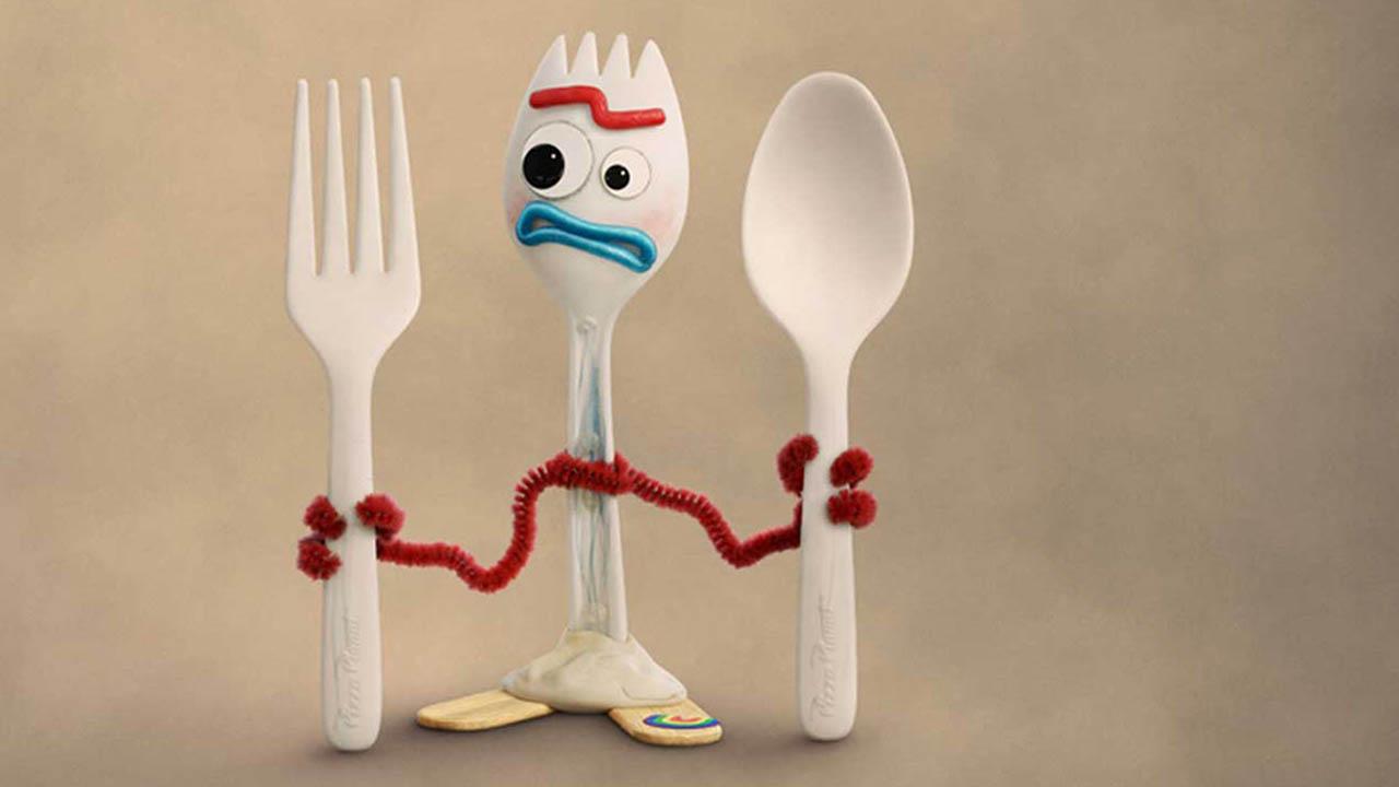 Toy Story 4 : Fourchette aura bientôt sa propre série sur ...