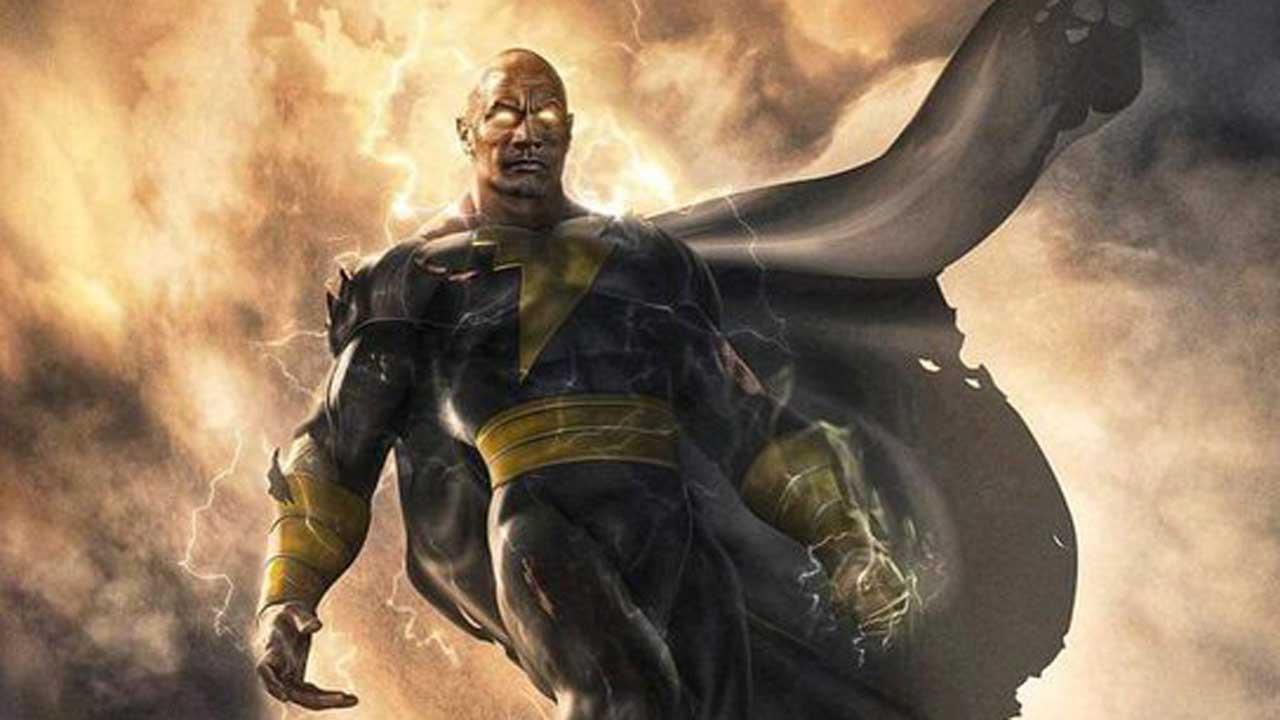 Black Adam : une date de sortie pour le spin-off de Shazam avec Dwayne  Johnson - Actus Ciné - AlloCiné