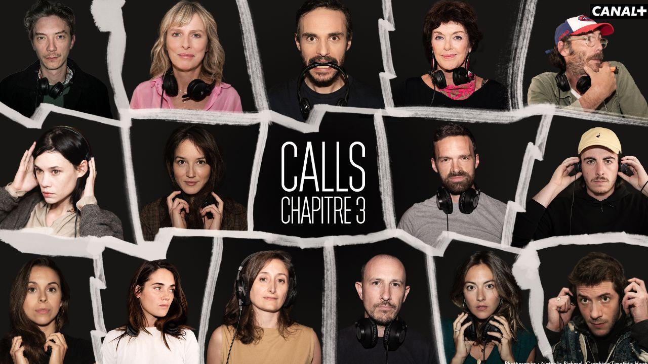 Calls sur CANAL+ : avez-vous reconnu les actrices et acteurs derrière les  voix du chapitre 3 ? - AlloCiné