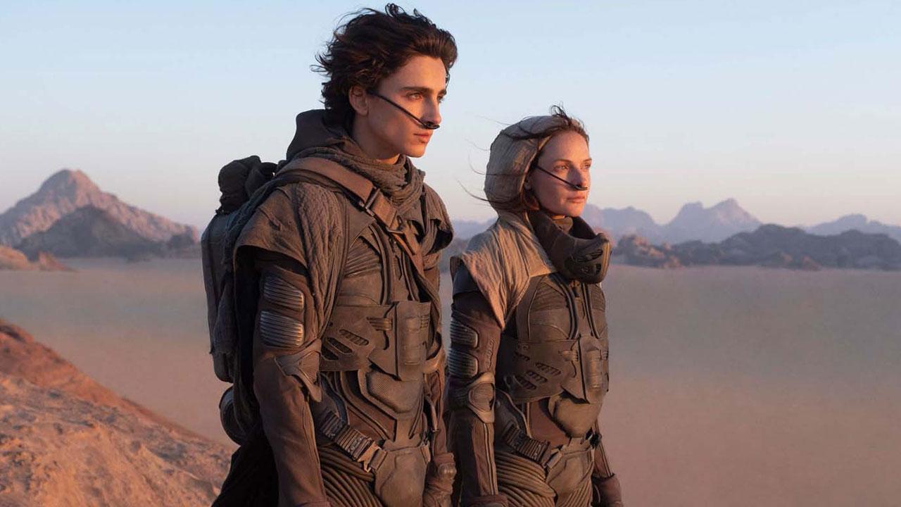 Dune : Warner avance la sortie du film de Denis Villeneuve - AlloCiné