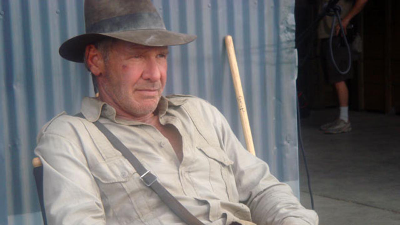 Indiana Jones 5 : des photos de tournage révèlent l'époque du film – Actus Ciné