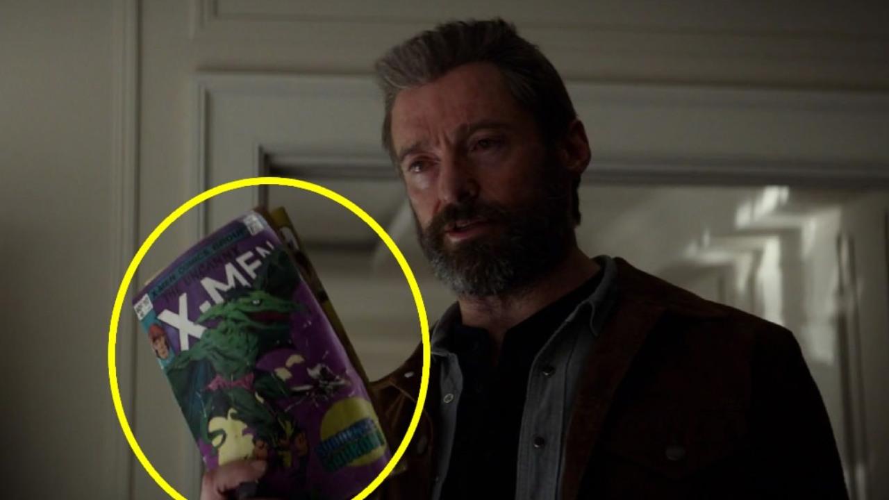 Logan : 15 détails cachés dans le film