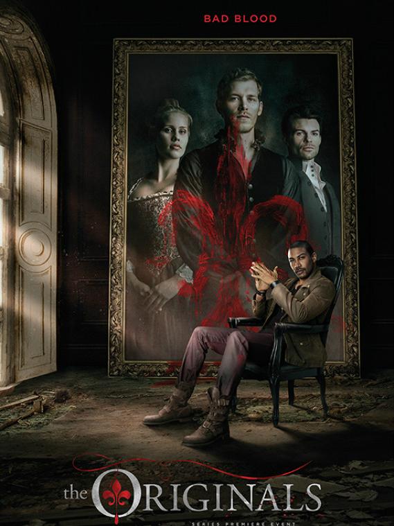 Affiche de la série The Originals