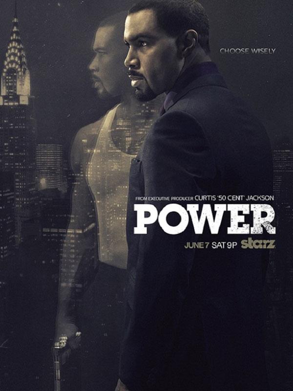 Affiche de la série Power