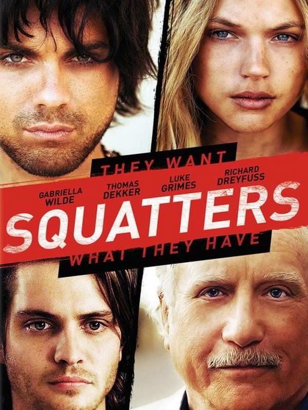 film streaming Squatters