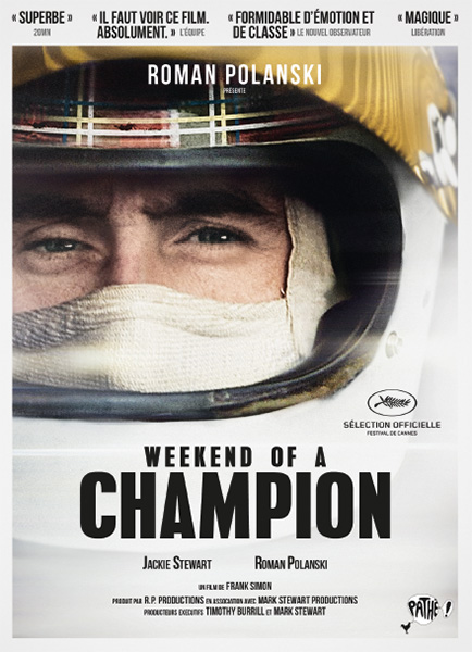 Télécharger Weekend of a Champion HD VF Uploaded