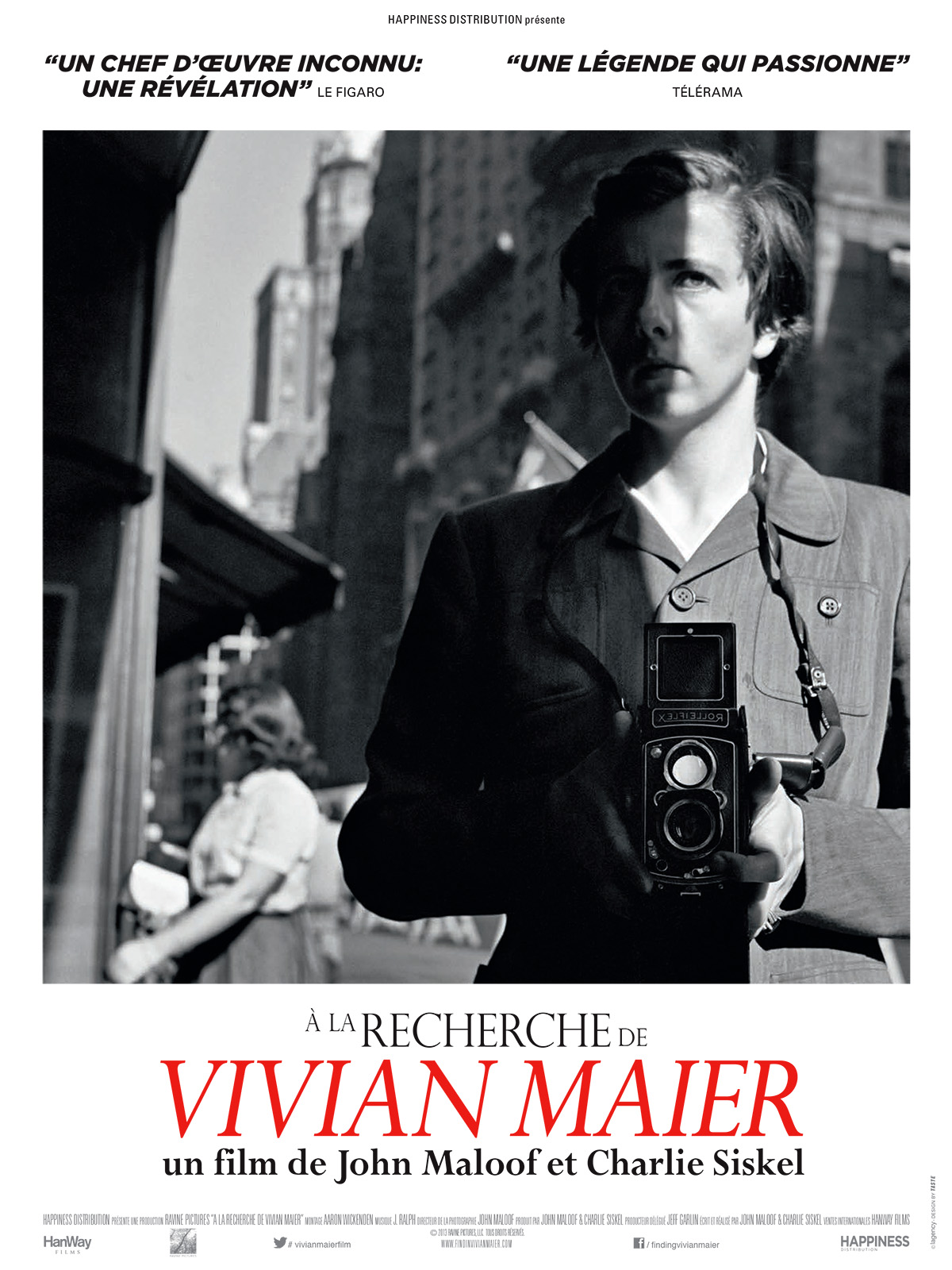 Télécharger A la recherche de Vivian Maier Gratuit DVDRIP