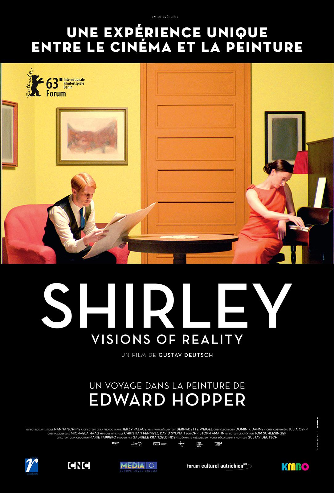 Shirley, un voyage dans la peinture d'Edward Hopper - film 2013 - AlloCiné