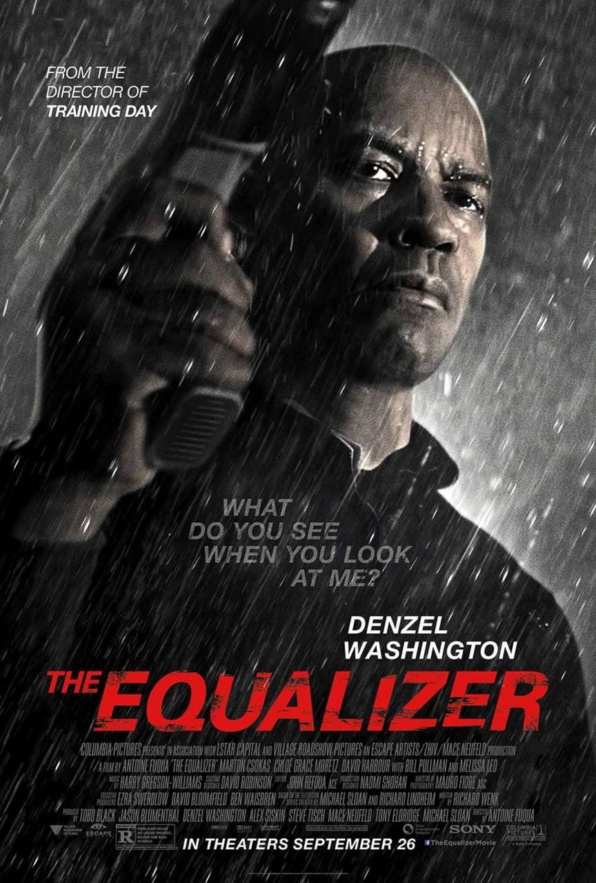 Affiche du film Equalizer - Photo 26 sur 51 - AlloCiné