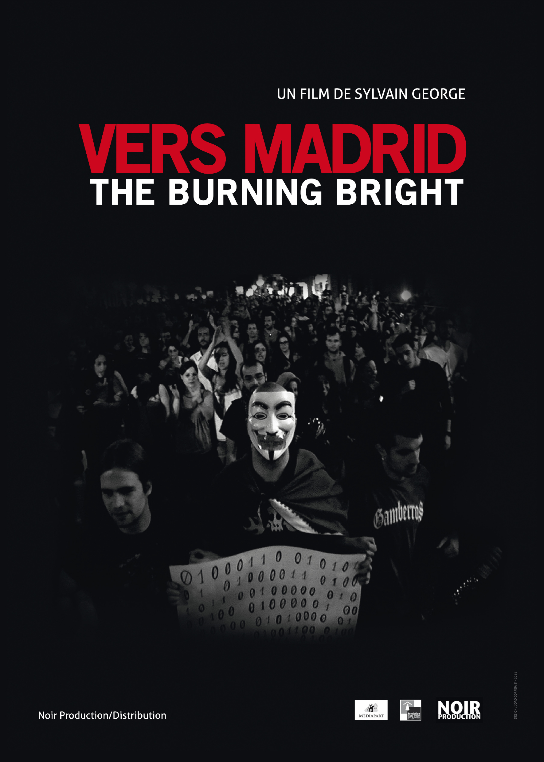 Télécharger Vers Madrid - The Burning Bright HD DVDRIP Uploaded
