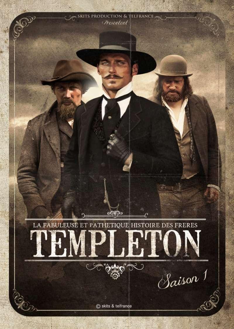Affiche de la série Templeton