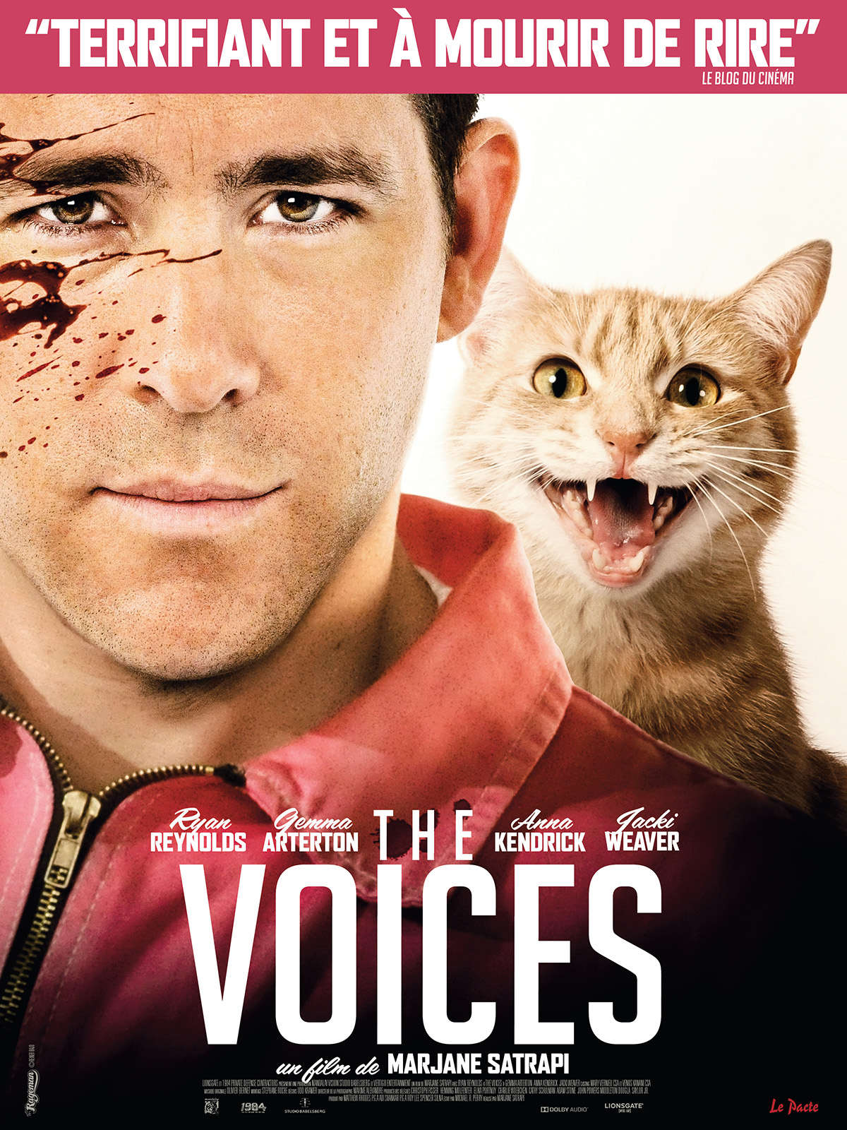 The Voices streaming