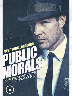 Affiche de la série Public Morals