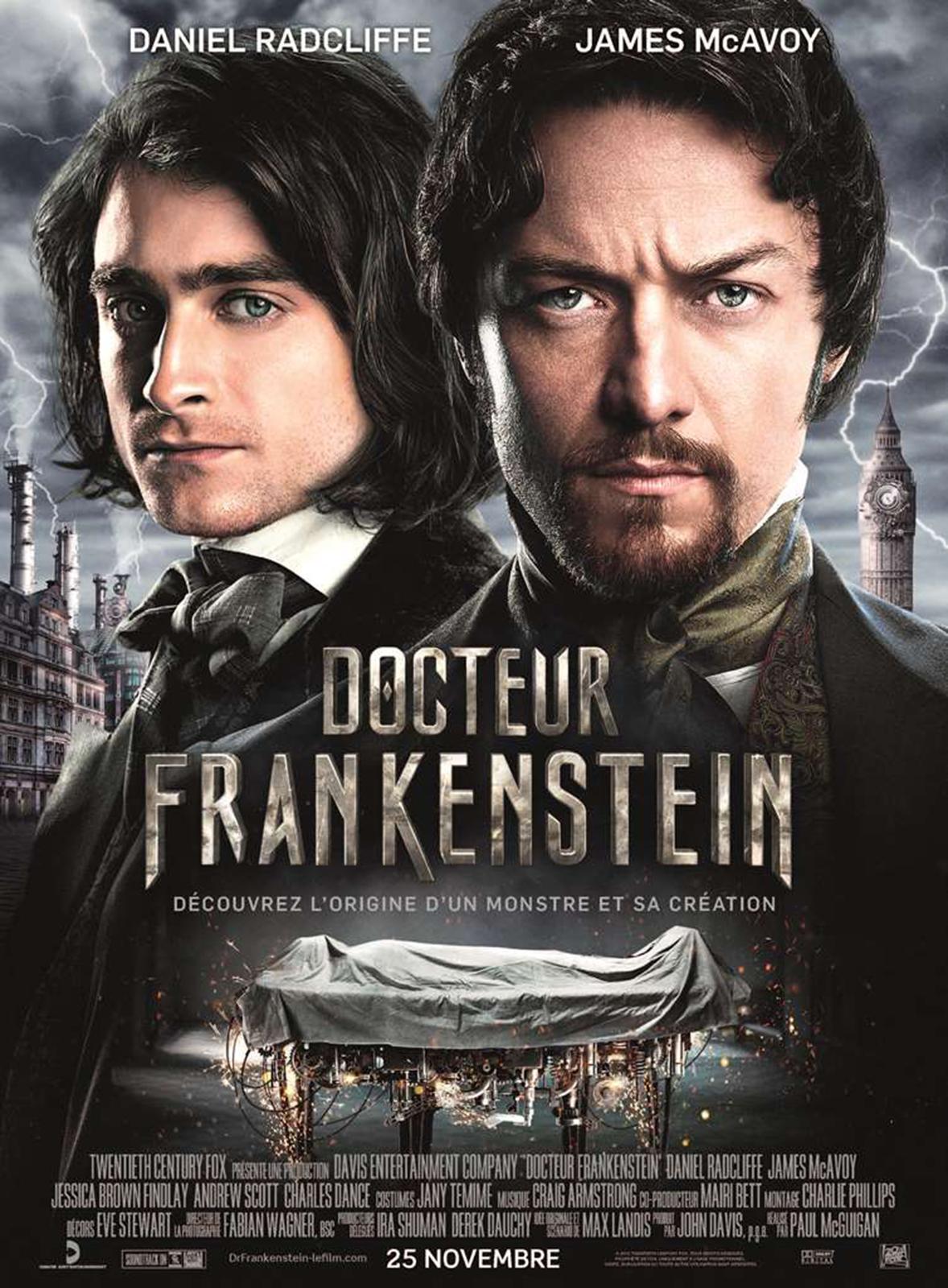 Docteur Frankenstein ddl