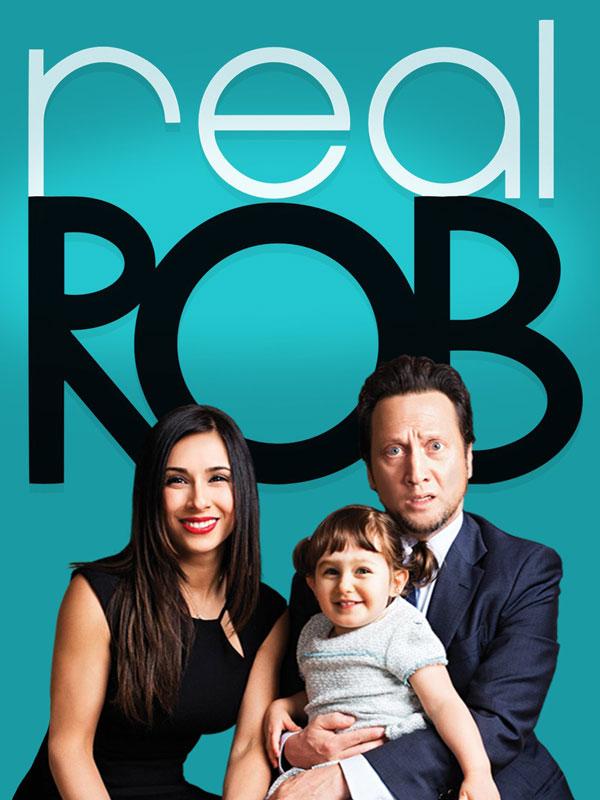 Affiche de la série Real Rob
