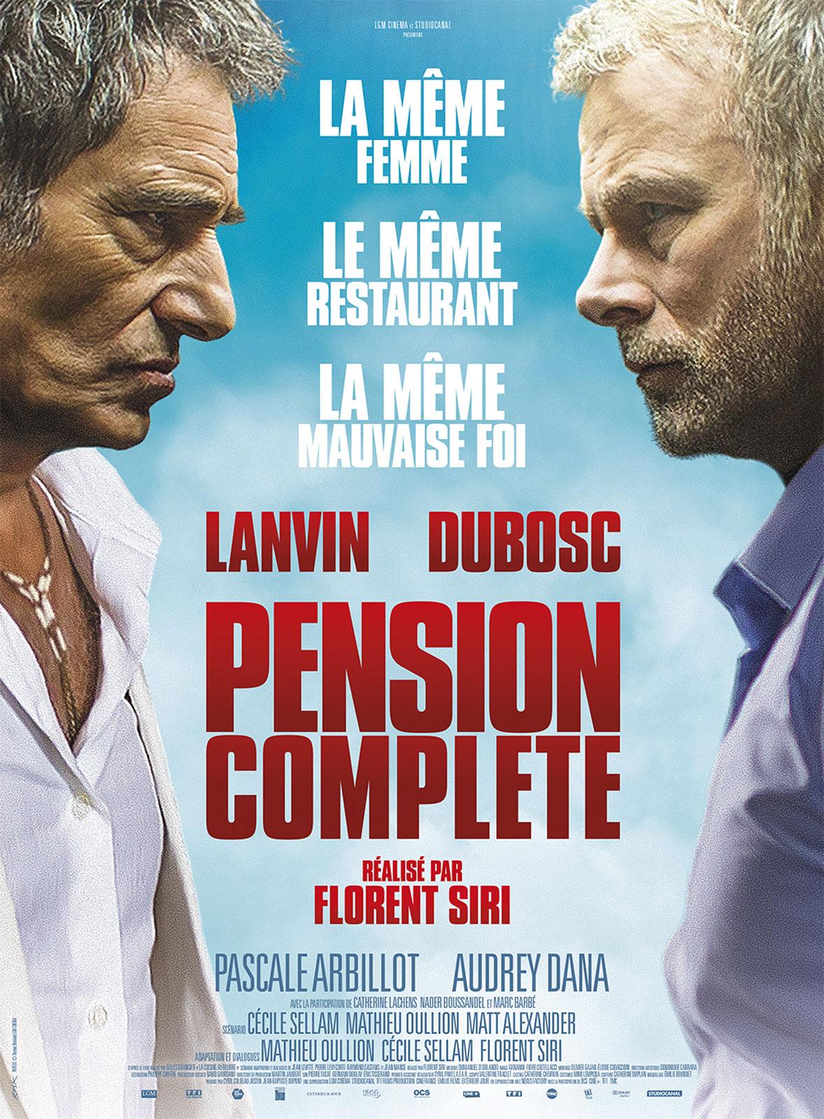 Pension complète ddl
