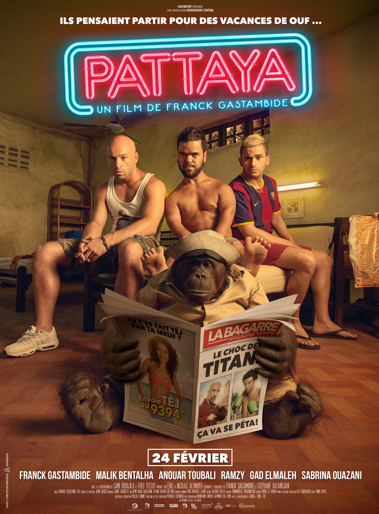 Pattaya ddl