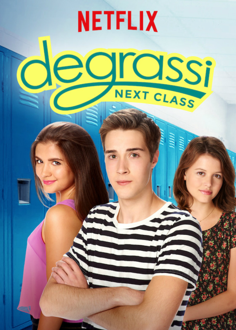 Affiche de la série Degrassi: Next Class