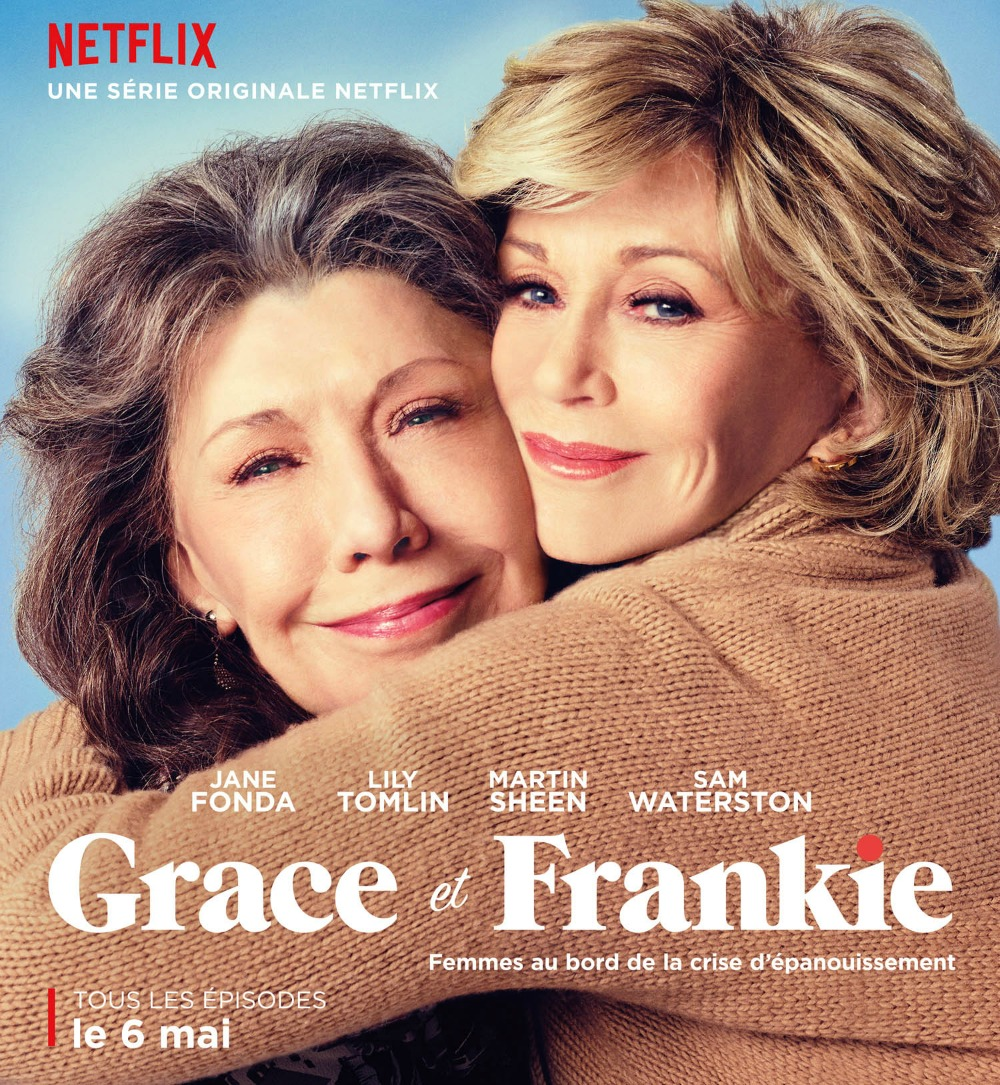 Affiche de la série Grace and Frankie