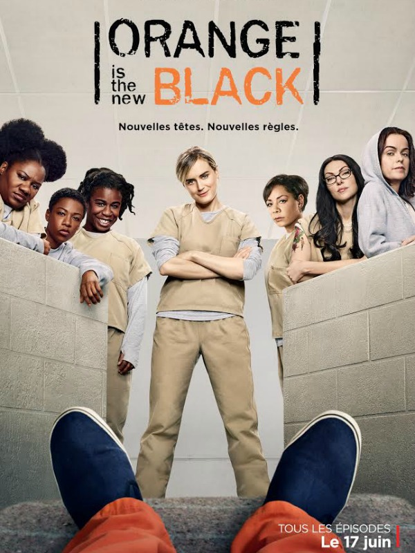 Affiche de la série Orange Is the New Black