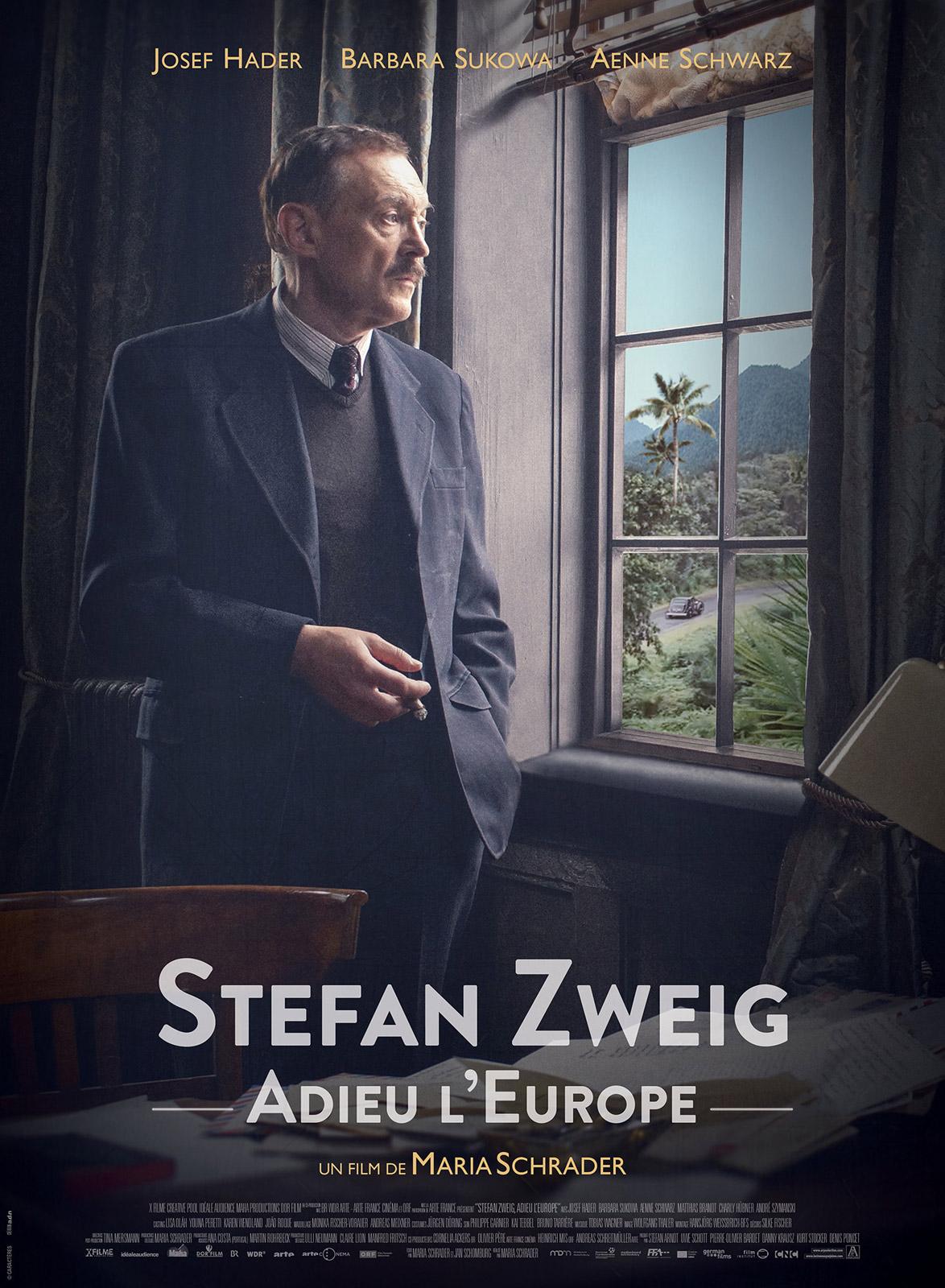 Télécharger Stefan Zweig, adieu l'Europe DVDRIP Gratuit Uploaded